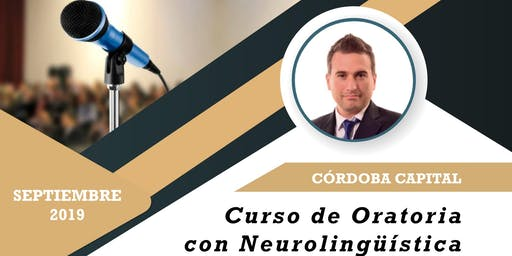 Curso de Oratoria con Neurolingüística en Córdoba