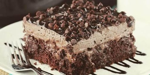 Junior Baker - How to: Chocolate Poke Cake from Scratch