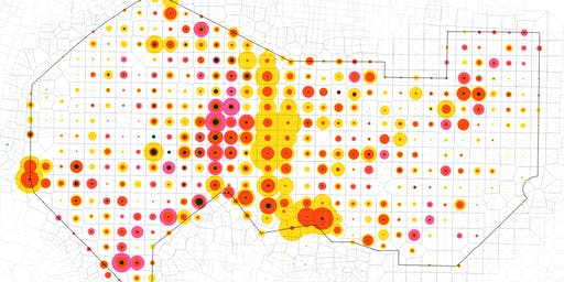 Cartography and Photography: Revealing Global Metropolises