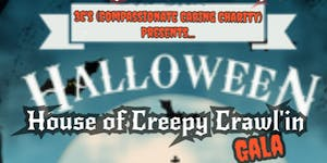3Cs Halloween Gala - House of Creepy Crawl'in