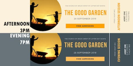 The Good Garden: When Was The Seed Of Faith First Planted In Your Heart? tickets