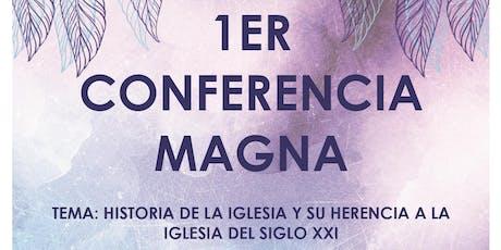Conferencia CIFA tickets