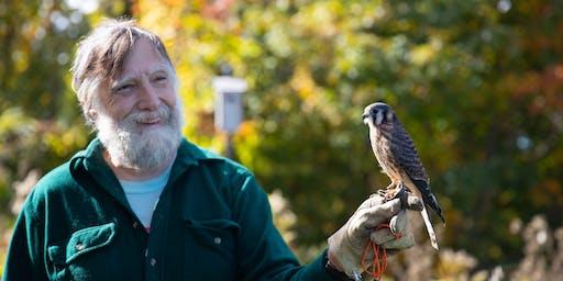 Hawk Walk with Outreach for Earth Stewardship