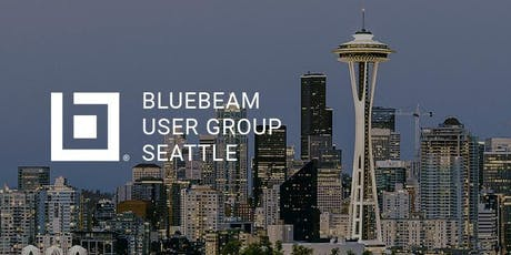 Seattle Bluebeam User Group (SEABug) Meeting tickets