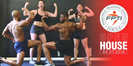 Open House - Focus Personal Training Institute Sept.7th 2019 tickets