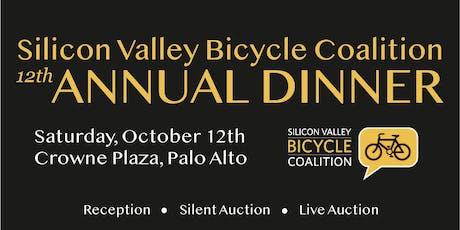Volunteer: SVBC's Annual Dinner 2019 tickets