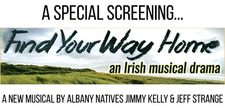 Find Your Way Home: An Irish Musical tickets