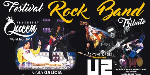 Festival Rock Tribute Band en  Narón