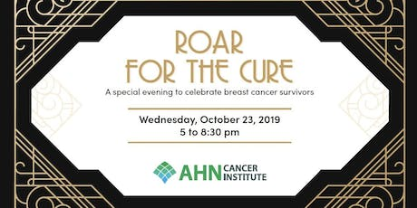 Roar for the Cure, AHNCI Breast Cancer Survivors Event tickets