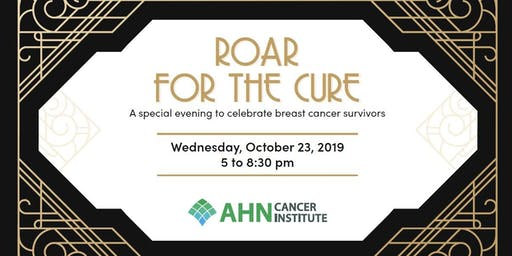 Roar for the Cure, AHNCI Breast Cancer Survivors Event