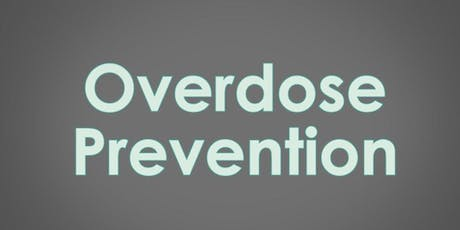 H201: Overdose Response & Prevention Training tickets