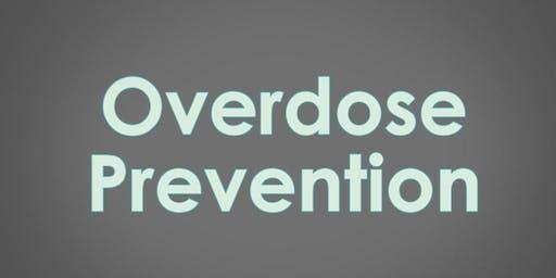 H201: Overdose Response & Prevention Training