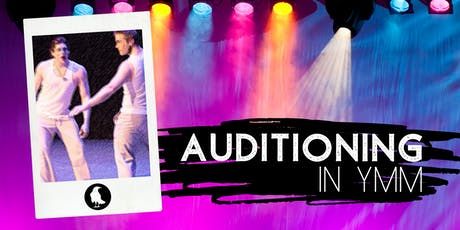 Auditioning in YMM tickets