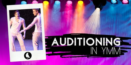 Auditioning in YMM