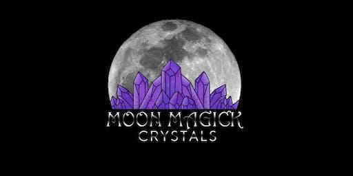 Moon Magick Crystals at Insights Fall Festival