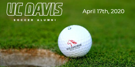 UC Davis Men's Soccer Alumni Golf Tournament (2020) tickets