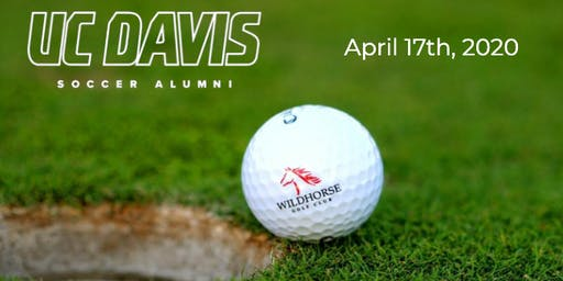 UC Davis Men's Soccer Alumni Golf Tournament (2020)