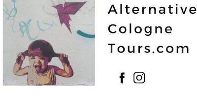Street Art Tour Ehrenfeld [Deutsch/ in German] von AlternativeCologneTours.com