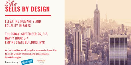 She Sells by Design: NYC tickets