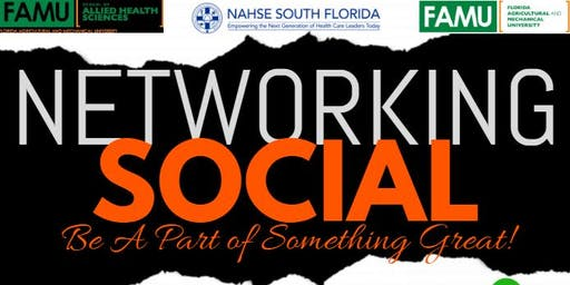 NAHSE Networking Social