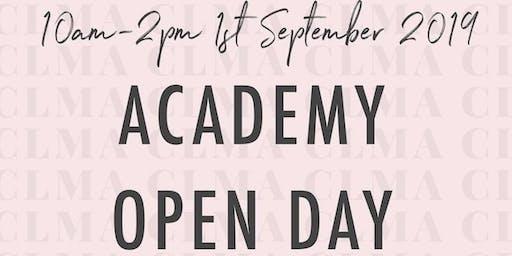Cassie Lomas Makeup Academy Open Day