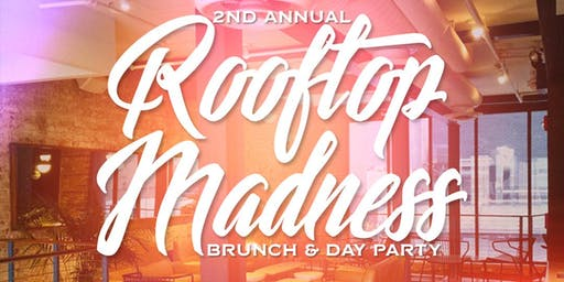 ROOFTOP MADNESS BRUNCH - SOHO PARK #TIMESSQUARE