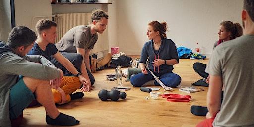 Physio Basic Workshops for Climbers (Berlin Februar)