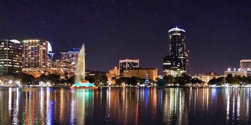 Free Photography Class - Take Night Images, Orlando Skyline & Slow Shutter
