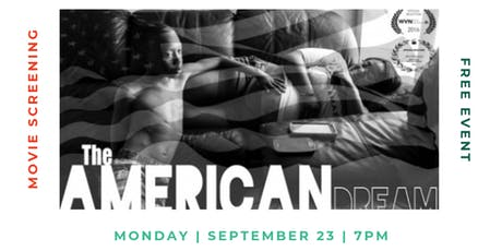 The American Dream- a film by Paolo Patruno featuring Jennie Joseph tickets