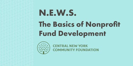 N.E.W.S. 2019: The Basics of Nonprofit Fund Development tickets