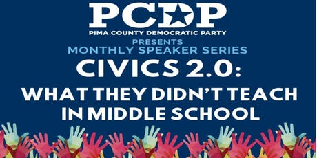 Pima County Board of Supervisors: What is it and why do I care? tickets