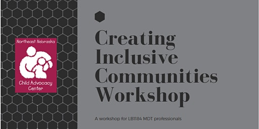Creating Inclusive Communities Workshop