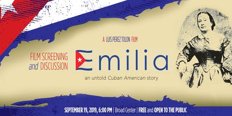 EMILIA: An Untold Cuban-American Story tickets