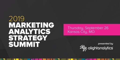 MASS 2019 | Marketing Analytics Strategy Summit