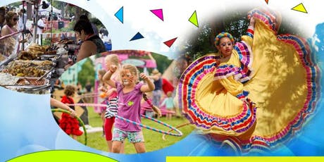 Conyers Latin Festival - FREE Admission - Fun Event for the Entire Familytickets