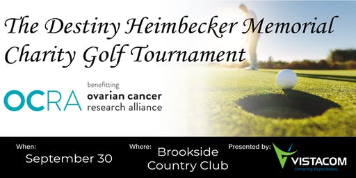 The Destiny Heimbecker Memorial Charity Golf Tournament