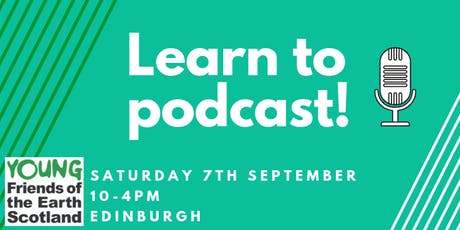 Learn to Podcast  tickets