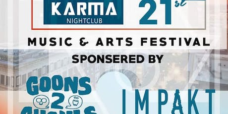 402 Music and Arts Festival tickets