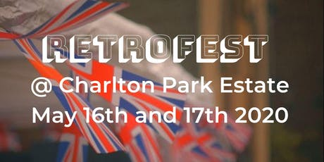 RetroFest Charlton Park Estate tickets