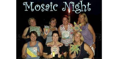 Mosaic Night in St. Augustine @ Hurricane Patty's tickets