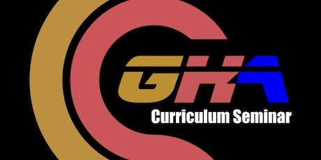 GHA Knife Seminar tickets