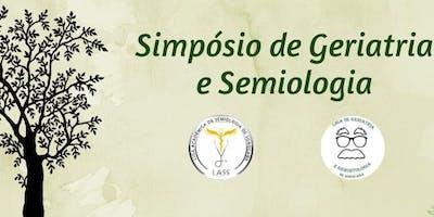 Simpósio de Geriatria e Semiologia
