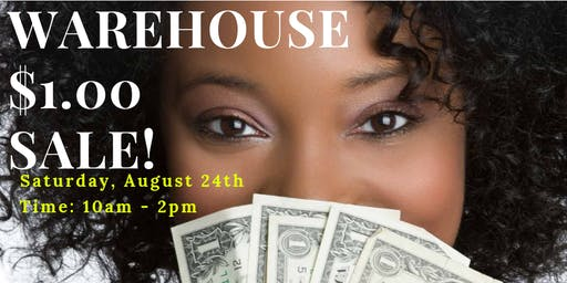 Warehouse $1.00 Sale