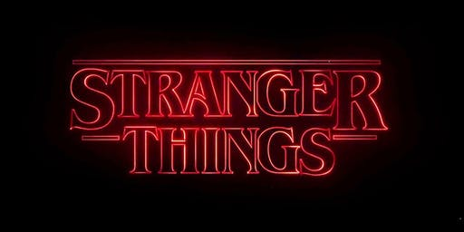 Brain Party Trivia- Stranger Things Themed Night