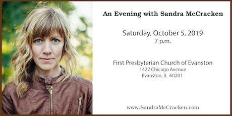 An Evening with Sandra McCracken tickets