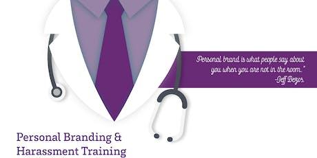 Personal Branding & Harassment Training tickets