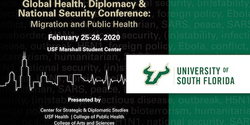 Global Health, Diplomacy & National Security Conference: Migration and Public Health