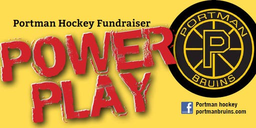Portman Hockey Power Play Fundraiser