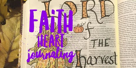 Faith HeArt Journaling & Coffee  tickets