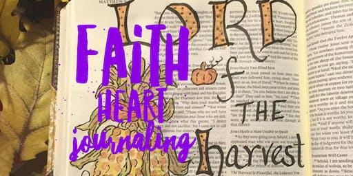 Faith HeArt Journaling & Coffee